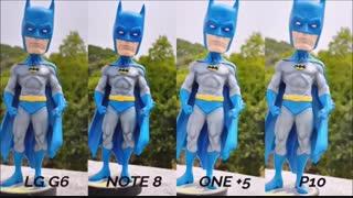 مقایسه دوربینnote 8وچند موبایل دیگر درmacrotel.ir