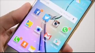 مقایسه باتری Galaxy S6وS6 edgeدرmacrotel.ir