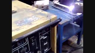 عملکرد دستگاه تیگ جوشکاری هوبارت 350 آمپر