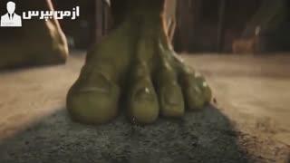 دانلود فیلم Ant Man 2  ، تبلیغ کوکاکولا با نمایش جالب Hulk Vs Ant Man ، دو سوپر هیرو ی کاملا متفاوت  ...