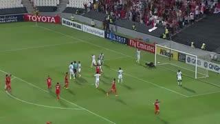 الاهلی عربستان 1 - 3 پرسپولیس ایران