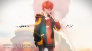 × Mystic Messenger V Route op ×