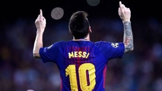 خلاصه بازی بارسلونا 3-0 یوونتوس