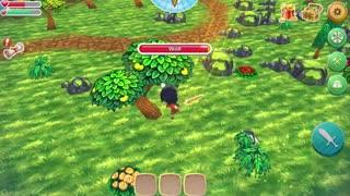 گیم پلی بازی Survival Island Games - Survivor Craft Adventure