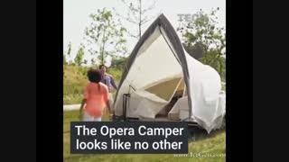 یک سفر لذت بخش با کمپ مدل اپرای سیدنی