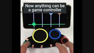 تماشا کنید : ایجاد یک صفحه لمسی توسط اسپری