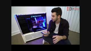 تماشا کنید : کامپیوتر 7500 دلاری ! یک غول لاکچری !