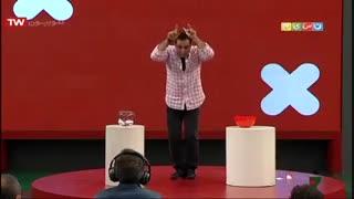 مرحله سوم فینال ادابازی بین پالت و خوشحال و شاد و خندان