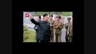 ویدیو  پروژه من به زبان انگلیسی درباره کره شمالی و کره جنوبی