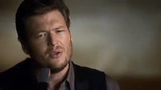 """""""50 آهنگی که قبل از مرگ باید شنید""""46.Blake Shelton-God Gave Me You"""