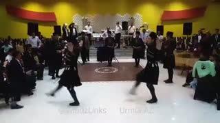 رقص آذربایجانی در مجلس عروسی شهر اورمیه  Azerbaijani Dance in Urmia