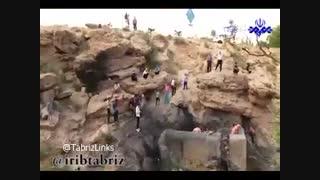 آبگرم های طبیعی مراغه آذربایجان شرقی که مغفول مانده اند!