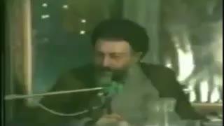 توصیه شهید بهشتی به عاشق شدن