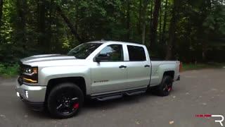 تست فنی و بررسی - Chevrolet Silverado