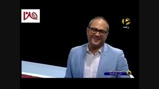 جایگزینی محمدرضا فروتن به جای پیمان معادی در فیلم نگار