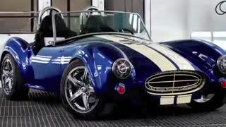 این خودروی کلاسیک اسپورت توسط یک پرینتر سه بعدی ساخته شده است
