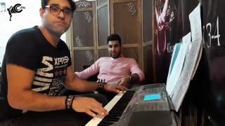 خنده دارترین مدرس پیانو