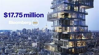 گشت 360 درجه در پنت هاوس خانه 18 میلیون دلاری
