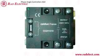 کنترلر زاویه فاز و اتش – دیمر الکترونیکی سلداک Celduc