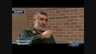 ادعای سردار حاجی زاده درباره نفوذ به مرکز کنترل فرماندهی آمریکا