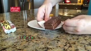 Shirin Asal SiSi Caramel Cake REVIEW Video