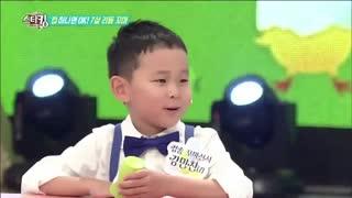 جکسون از GOT7 گات سون   با این بچه کوچولو انگیلیسی حرف میزنه