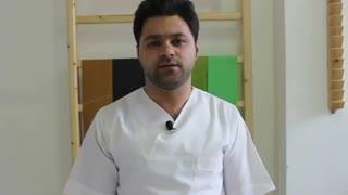 درمان سوزش پشت و بین کتف ها با طب سوزنی درای نیدلینگ