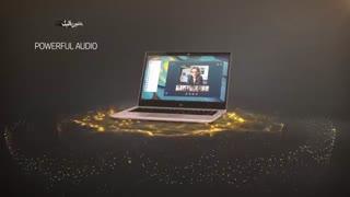 نمایی از جدیدترین لپ تاپ اچ پی با نام HP EliteBook 1040