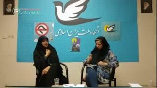 گفتگوی جنجالی با فائزه هاشمی درباره انتخابات و روحانی