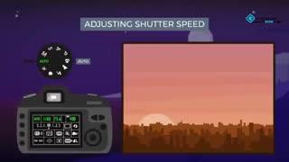 آموزش عکاسی توضیح آسان سرعت شاتر