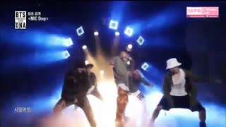 اجرای  BTSدر کامبک با آهنگMic Drop