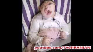 بیماری بسیار ترسناک دختر بچه!! (مثبت18)