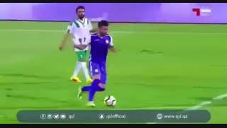 اولین گل سروش رفیعی در لیگ قطر