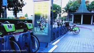 دوچرخه اشتراکی مترو