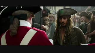 دانلود دوبله فارسی  فیلم دزدان دریایی کرائیب 5 : مردگان قصه نمی گویند pirates of The Caribbean 5 2017 با کیفیت اورجینال BLURAY