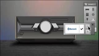 سیستم صوتی سونی مدل SHAKE-5D موجود در دی جی بانه