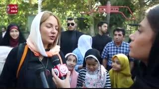 آرزوی جنیفر لوپز شدن دختربچه ایرانی و رسیدن مهناز افشار به مطالبات اجتماعی