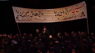 حاج محمود کریمی - شب چهارم - محرم 1396 - بخش 2