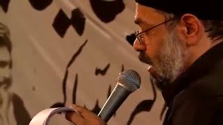 حاج محمود کریمی - شب پنجم - محرم 96 - بخش 2