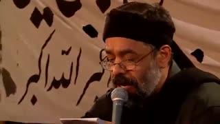 حاج محمود کریمی - شب پنجم - محرم 96 - بخش 3