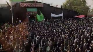 حاج محمود کریمی - شب پنجم - محرم 96 - بخش 4