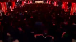 حاج محمود کریمی - شب پنجم - محرم 96 - بخش 5