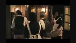 سکانسی از قسمت چهاردهم سریال شهرزاد