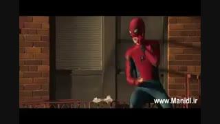 مرد عنکبوتی بازگشت به خانه Spider-Man- Homecoming 2017  [www.Manidl.ir]