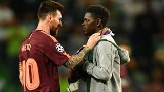 خلاصه بازی اسپورتینگ لیسبون 0-1 بارسلونا