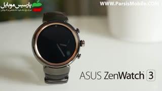 تیزر رسمی ASUS ZenWatch 3