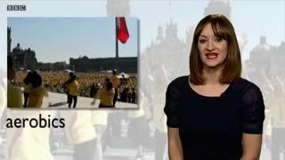 آموزش زبان انگلیسی با اخبار - Word in News قسمت 13