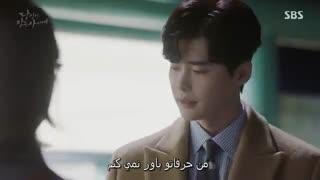سریال وقتی که تو خواب بودی   While You Were Sleeping+زیرنویس فارسی چسبیده قسمت2 پارت1 = قسمت3