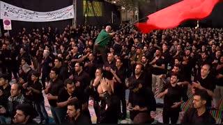 ویدیو شب هشتم محرم 96 محمود کریمی