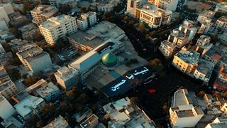 مداحی حاج محمود کریمی در شب تاسوعا را 360 درجه ببینید